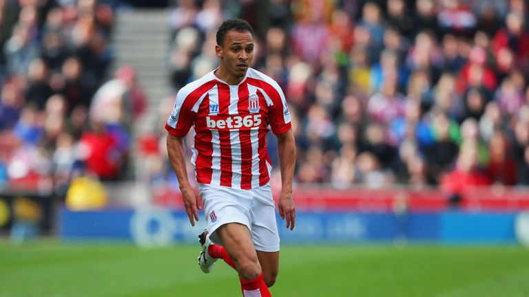 Odemwingie is now playing for Stoke after eventually leaving West Brom