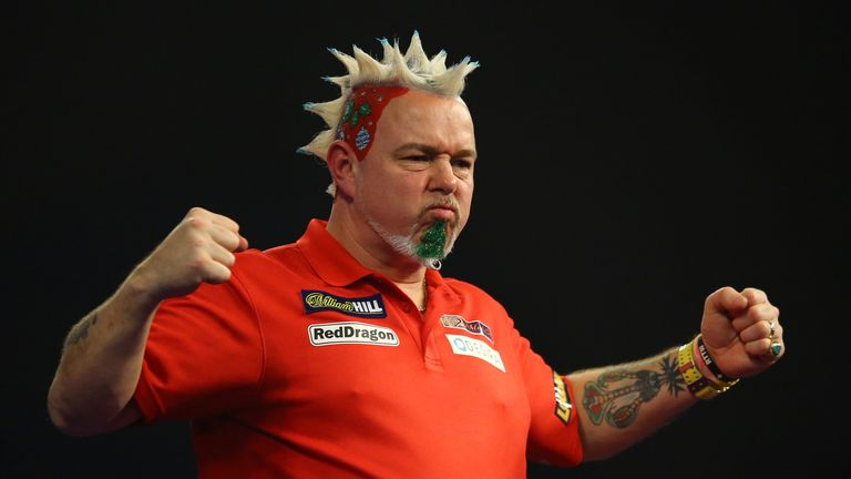 Peter Wright net worth