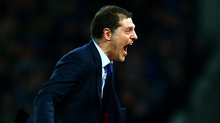 Slaven Bilic is hopeful the injury is not too serious