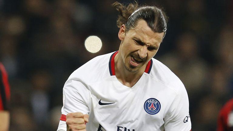 Zlatan Ibrahimovic says he has no intention of leaving PSG