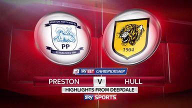 Preston 0-1 Hull