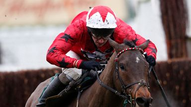 Blaklion and Ryan Hatch: A winning combination at Wetherby.