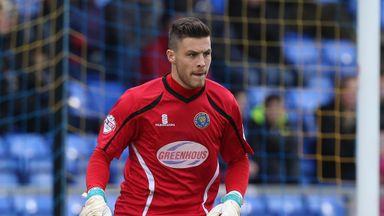Jayson Leutwiler: Blackburn move completed