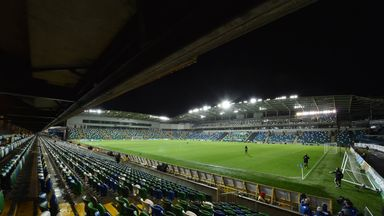 Northern Ireland will play Slovenia in a friendly at Windsor Park in March