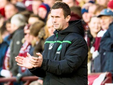 Ronny Deila and Celtic have a home draw in the Scottish Cup