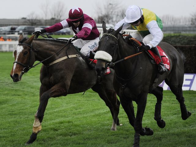 Many Clouds was an impressive winner