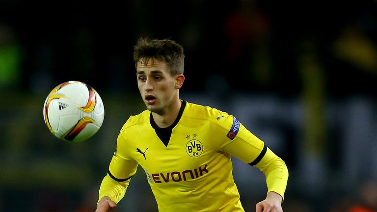 Januzaj did not start a single league game during his time at Borussia Dortmund