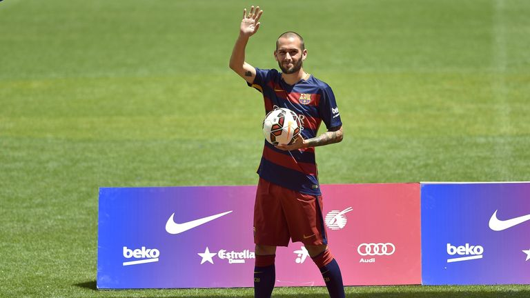 Could Vidal be a future replacement for Dani Alves?