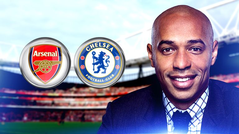 Watch Arsenal v Chelsea live on Super Sunday, 4pm, Sky Sports 1 HD