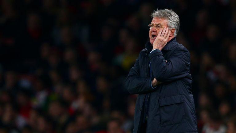 Hiddink says Chelsea will not turn their focus away from the Premier League