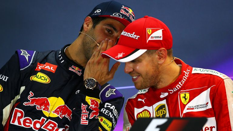 Red Bull and Ferrari are the only two teams to defeat Mercedes in the last two seasons