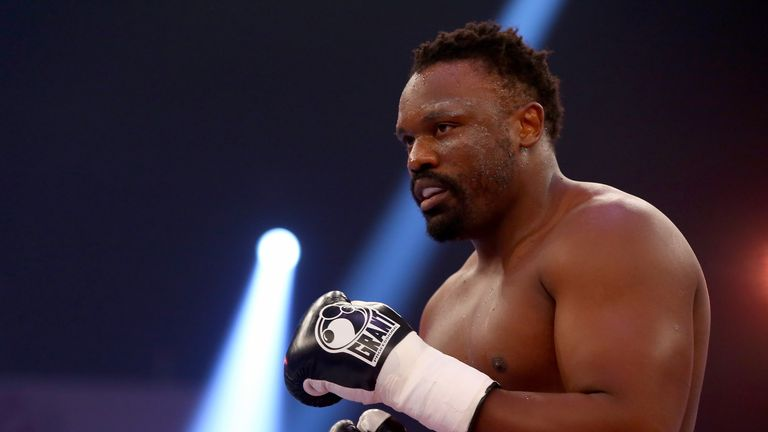 Chisora has sparred Alexander Povetkin ahead of the fight