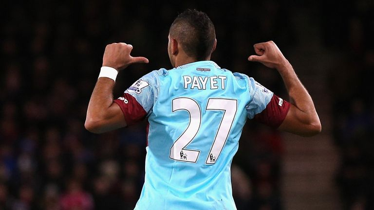 Dimitri Payet has been a star for West Ham this season
