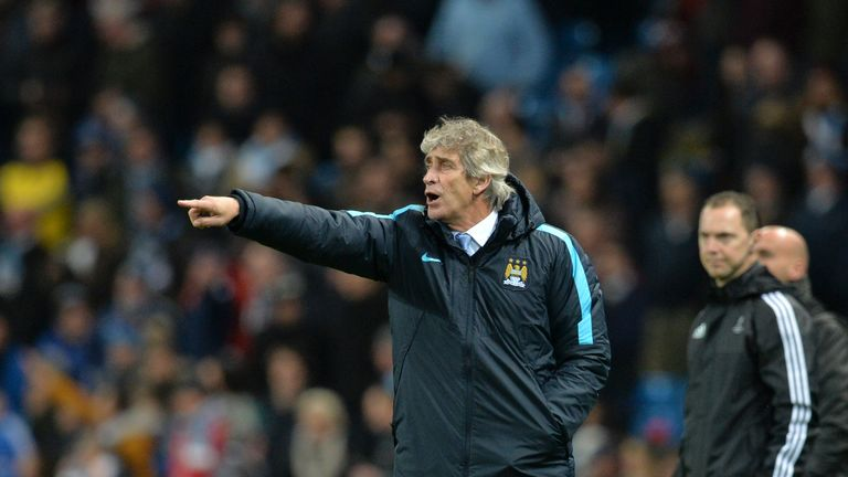 Manuel Pellegrini says Toure is still fully focused on Manchester City