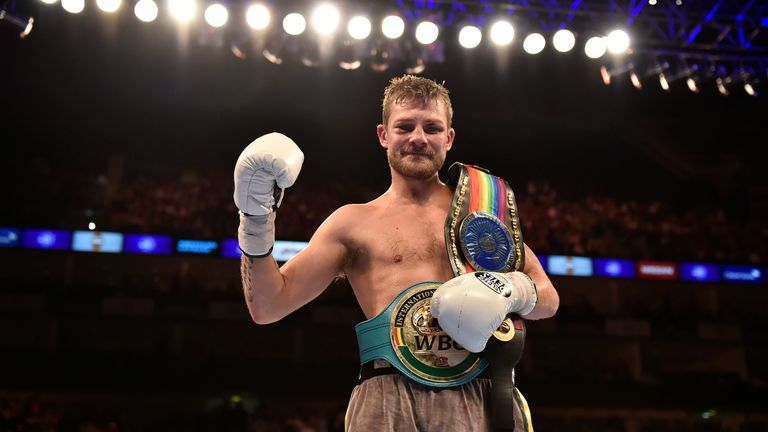 John Wayne Hibbert defends his Commonwealth title against Tommy Martin
