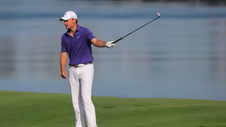 The world No 1 struggled with his putter in Abu Dhabi and Singapore