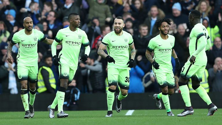 Manchester City can move joint top of the table with three points on Saturday