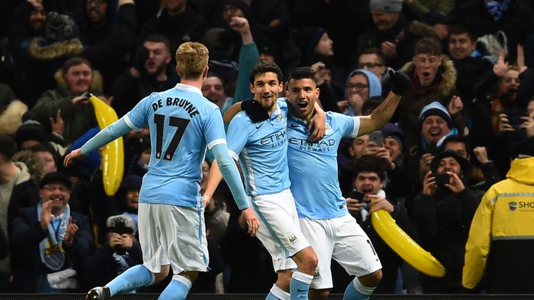 Jesus Navas, Kevin De Bruyne and Sergio Aguero are likely to stay