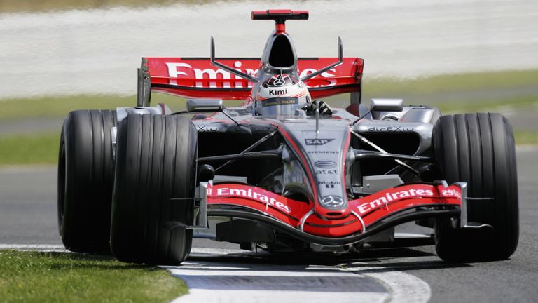 McLaren's F1 cars from the last 10 years in pictures | F1 News