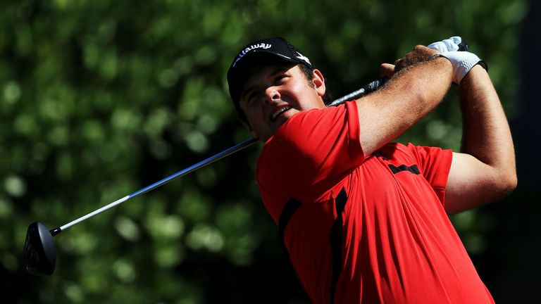 First-round leader Patrick Reed was runner-up to Spieth in Hawaii