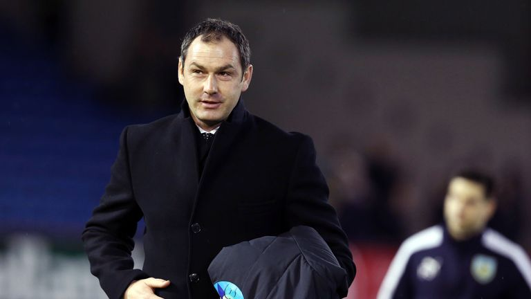 Paul Clement saw his Derby side held at home by Preston