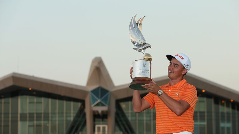 Rickie Fowler is a three-time PGA Tour winner and is targeting a major in order to elevate his status further