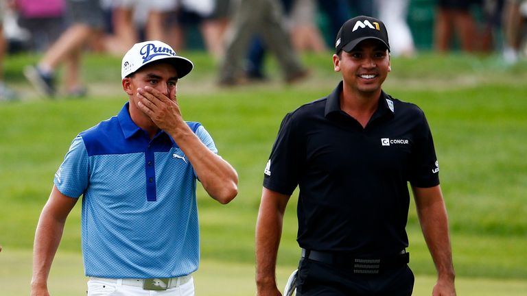 World No 4 Rickie Fowler and No 2 Jason Day both feature at Torrey Pines