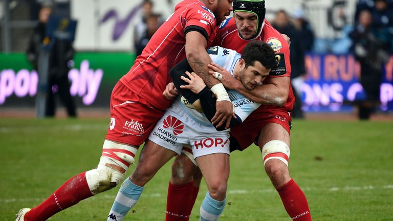 Brice Dulin's form could be rewarded with a starting berth for France in the Six Nations