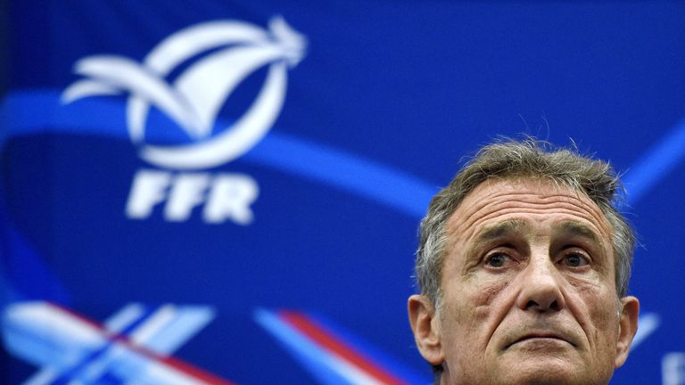 Can Guy Noves revive France's fortunes?