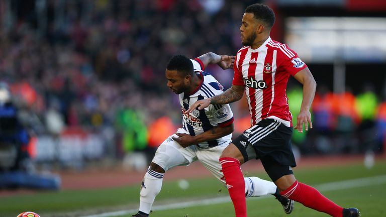 Stephane Sessegnon was kept in check before being substituted