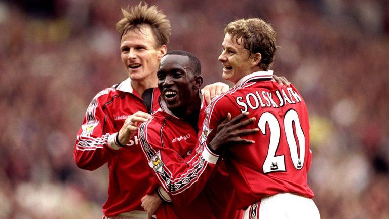 Man Utd enjoyed a 10-game unbeaten run against Liverpool between 1996 and 2000