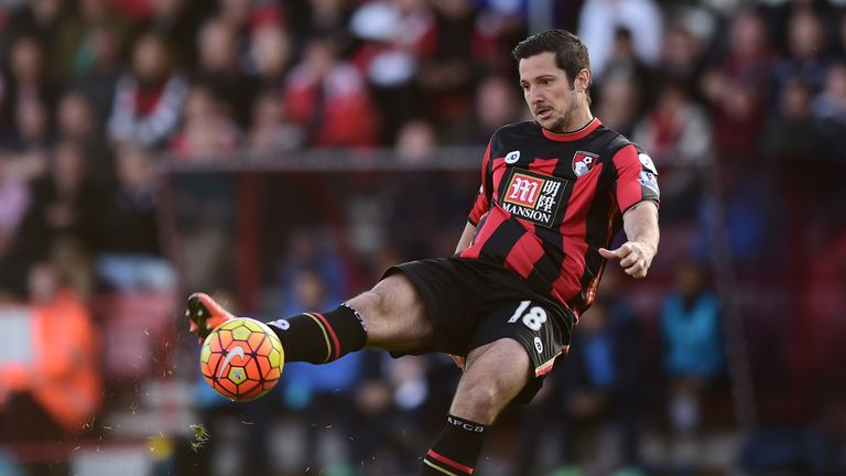 Kermorgant has only featured intermittently for Bournemouth this season
