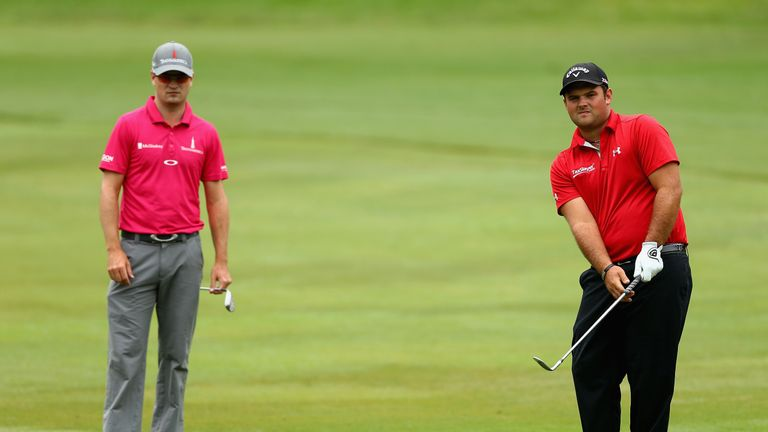 Zach Johnson and Patrick Reed are two of the favourites for victory this week