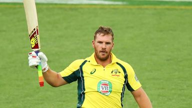 Aaron Finch has been replaced as Australia captain ahead of the World Twenty20