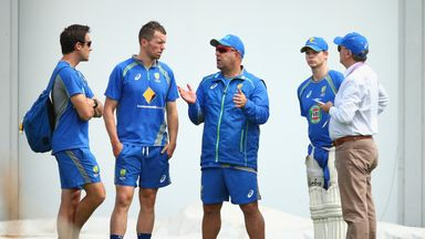 Australia coach Darren Lehmann is worried about the amount of cricket some players are playing