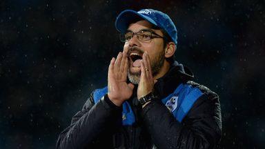 David Wagner: Pleased to keep James Husband at Huddersfield