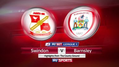 Swindon 0-1 Barnsley