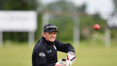 Surrey coach Graham Ford is leaving the Kia Oval