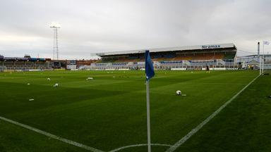 Scott Fenwick has left Hartlepool on loan