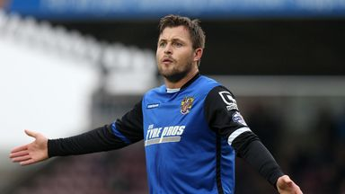 Mark Hughes: Set to make his Accrington debut