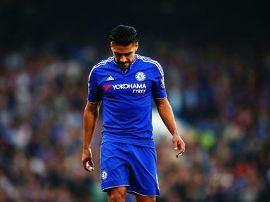 Radamel Falcao: Chelsea loan over