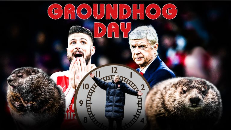 Arsenal-arsene-wenger-groundhog-day_3409905