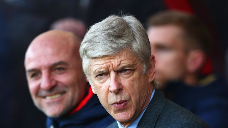 Arsene Wenger has a very impressive recent FA Cup record