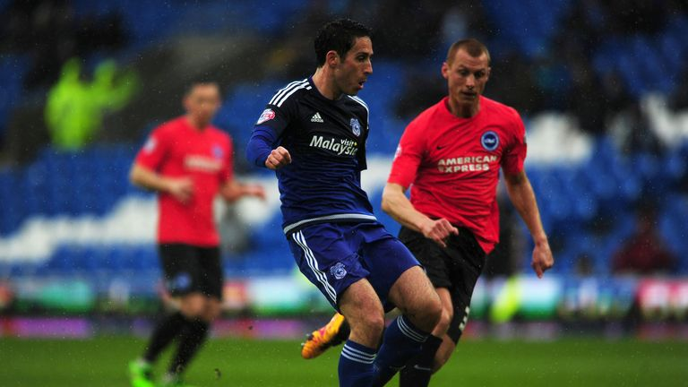 Peter Whittingham opened the scoring for Cradiff