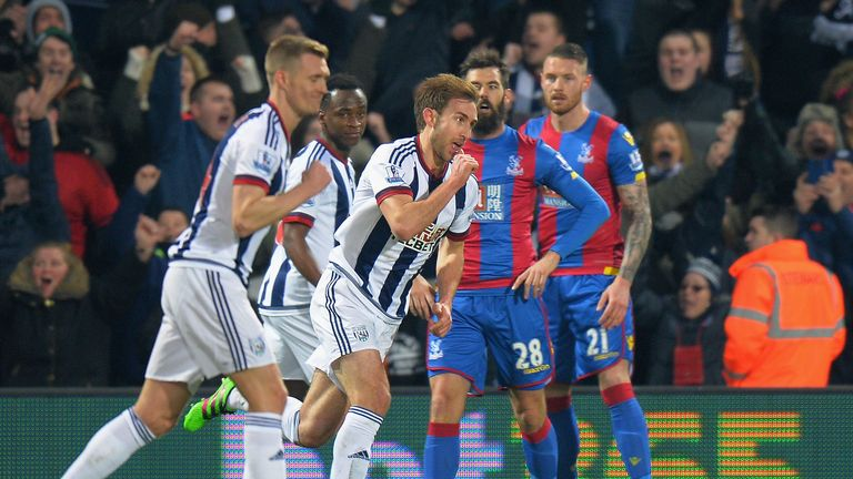 Ray Parlour thinks West Brom are now safe from a relegation battle following their 3-2 win against Crystal Palace
