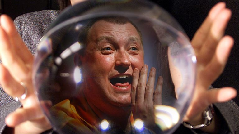 Sky Sports darts expert Wayne Mardle has made his Premier League picks