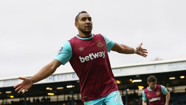 Dimitri Payet has been in outstanding form of late for West Ham