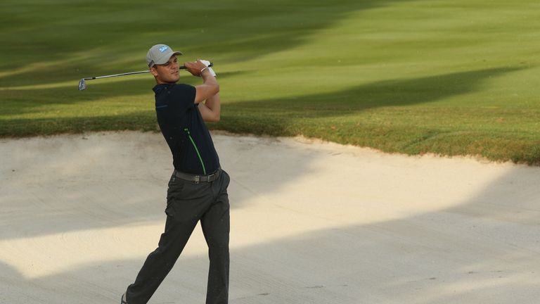 Martin Kaymer slipped seven shots off the pace after an erratic 71