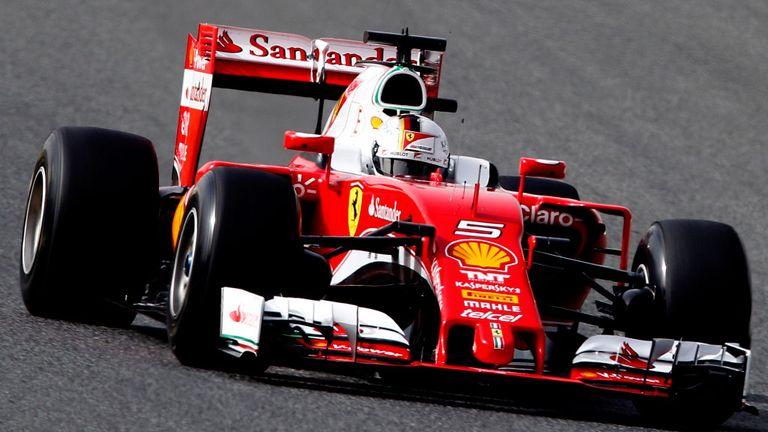 Ferrari F1 Team...