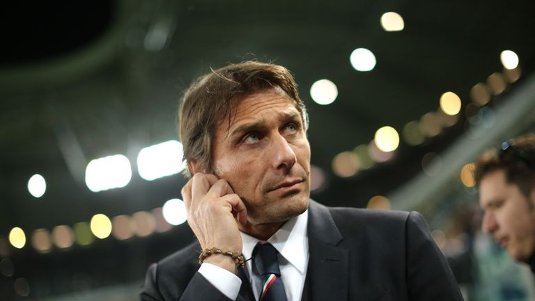 Conte is the bookmakers' favourite to become the next Chelsea manager